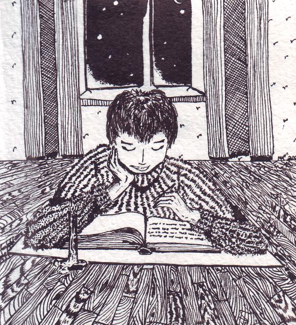 Иллюстрация Марии Кузнецовой